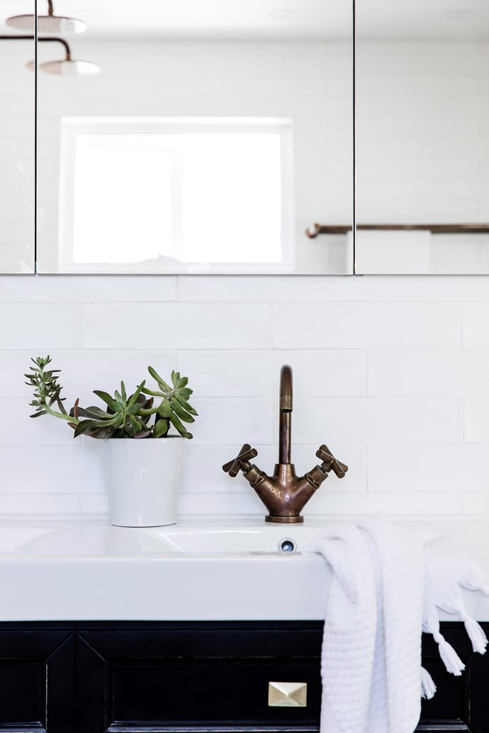**Durable tapware:** Thanks to newly developed coating technologies, tapware and other bathroom metals are now built with stronger surface dispositions than previous models. Stronger coatings prevent metals from corrosion and scratching, meaning they'll last longer.  <br><br> While sensor taps have long been a feature in public bathrooms, a [new study](https://www.marketinsightsreports.com/reports/08112279/global-bathroom-sensor-taps-market-2017-to-2021) suggests we may soon see them more and more within our homes. Examining 'smart cities' and the current landscape of the sensor tapware market, the report found sensor taps require less repair and maintenance work, and also conserve water more effectively when compared to standard taps. *Photography: Maree Homer / bauersyndication.com.au*