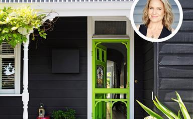 Shaynna Blaze shares her favourite exterior paint colours
