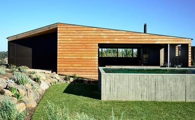 New self-contained cottage hosts guests in style