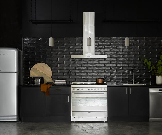 Pictured in its Classic design, the new Smeg Thermoseal Freestanding cookers include atmospheric control and dynamic airflow previously only available in built-in ovens. *Photo: supplied*