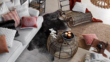 Trend alert: How to introduce rattan at home
