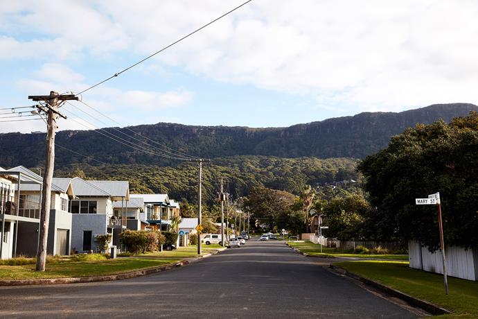 Thirroul is loved for its country-meets-coastal vibe.