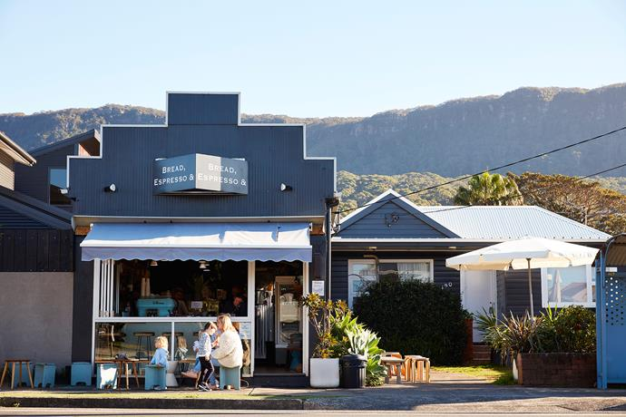 According to Alex, you'll find the best coffee (and almond croissants!) at Bread, Esspresso &.