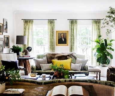 An interior designer's country retreat