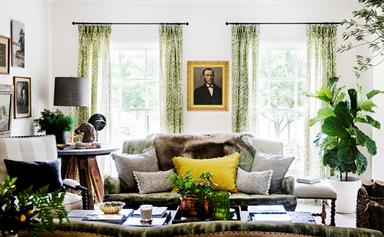 An interior designer's country retreat