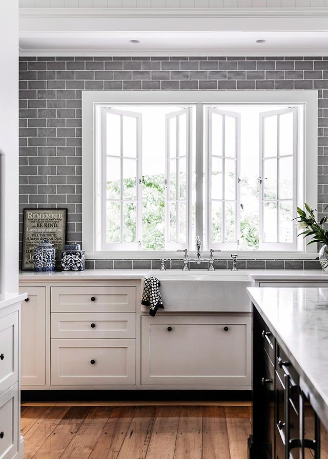 Cabinet handles are a quick and affordable way of instantly updating your kitchen's aesthetic. *Photo: Maree Homer / bauersyndication.com.au*