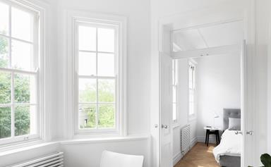 Art Deco apartment sees the light