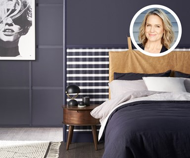 Shaynna Blazes' guide to using on-trend dark paint colours