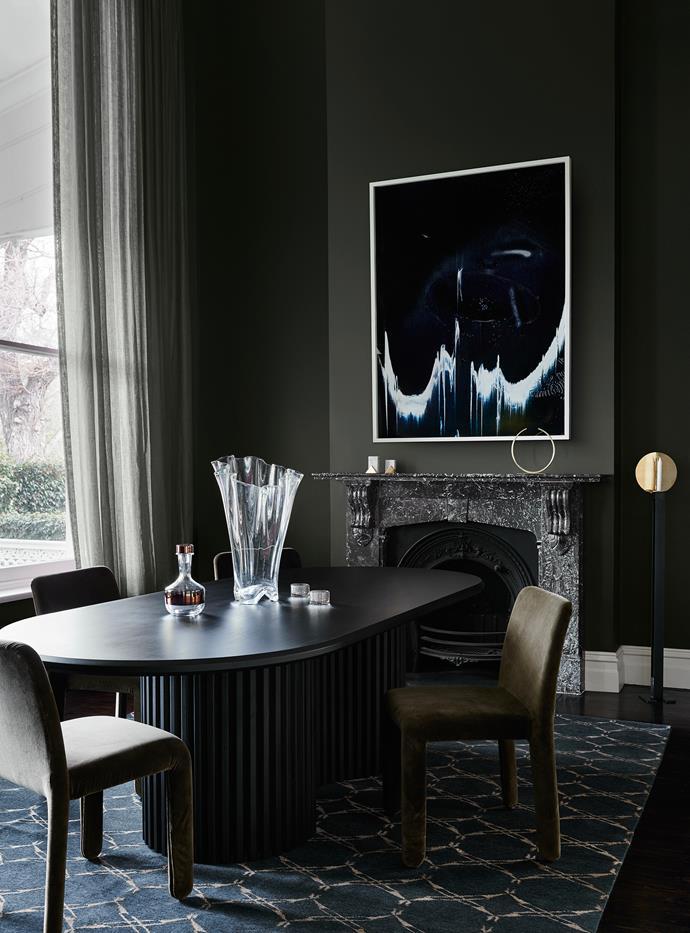 Wall – Dulux Fairoaks | Trim – Dulux Lexicon Half. *Dulux Colour Trends 2018 – Reflect Palette. Styled by Bree Leech. Photographer: Lisa Cohen*