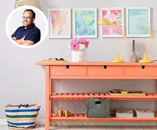 colourful decorating ideas