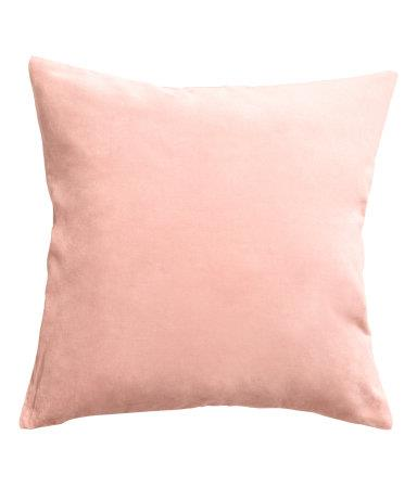 Velvet cushion cover, $12.99, [H&M](http://www.hm.com/au/product/60916).