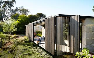 Eco home by Archier