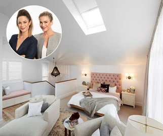Alisa and Lysandra judge The Block 2017 master bedroom room reveals