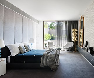 luxury bedroom david hicks