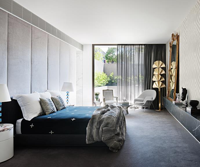 luxury bedroom david hicks