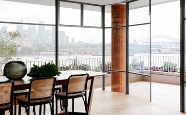 Sydney apartment embraces the view