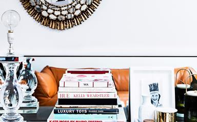 How to style the perfect vignette