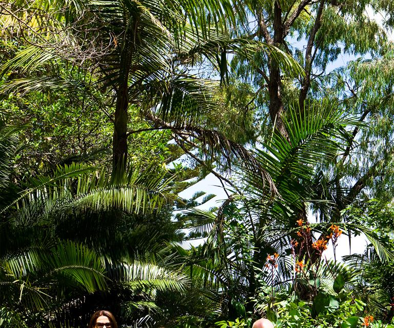 Bondi Garden Brought To Life With Salvaged Plants