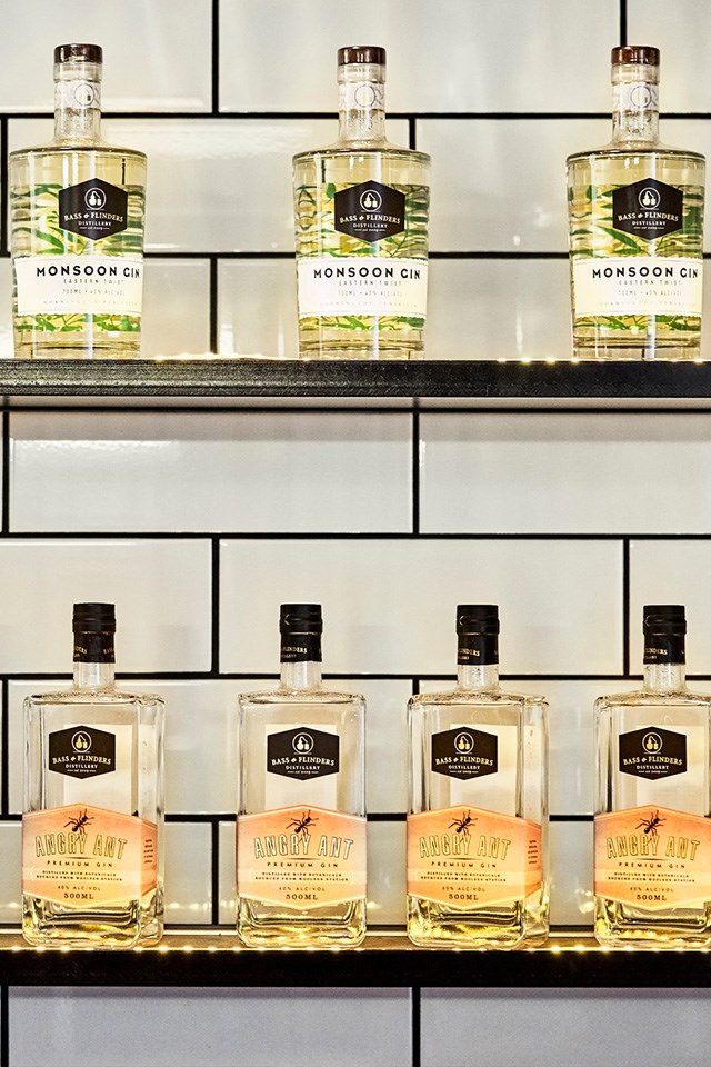 One for the gin lovers – spend an afternoon at the Bass & Flinders Distillery and learn the art behind the spirit favourite.