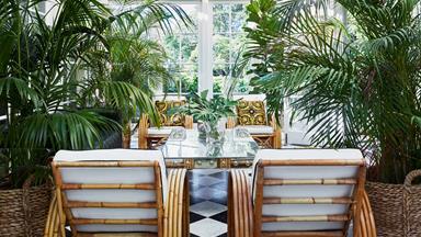 Inspiring indoor greenery