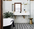 6 luxe style updates for the bathroom
