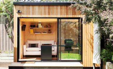 The rise of the backyard studio