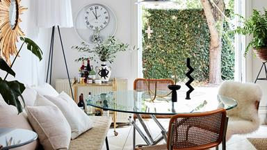 Interior designer Chelsea Hing's bayside Melbourne terrace
