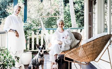A creative couple's cottage in Byron Bay's Hinterland
