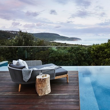 Luxe coastal homes
