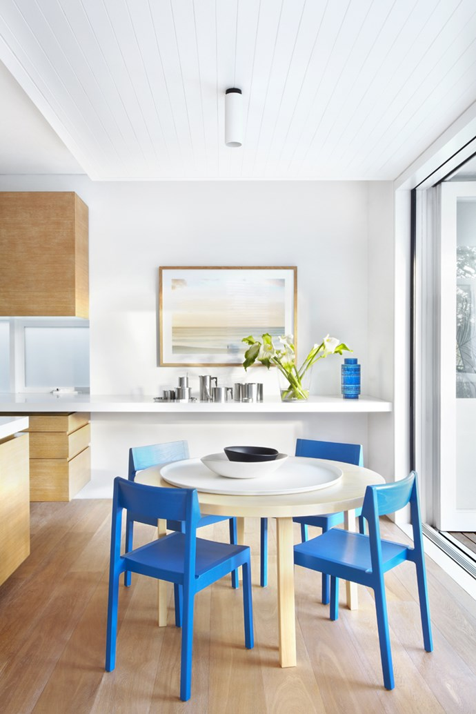 Sydney home by Pohio Adams Architects. Photograph by Sharrin Rees. From *Belle* December/January 2013/14.