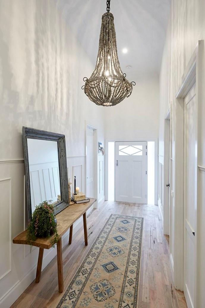 Hallway. Photo: The Block