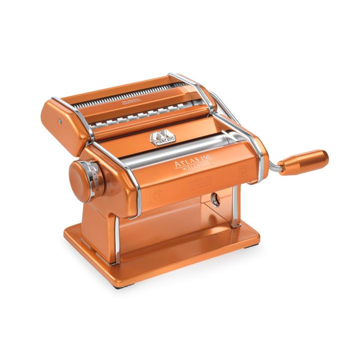 Atlas 150 Design Pasta Machine, Marcato, [$199](http://fave.co/2i2rSTb)