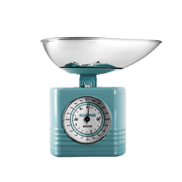 Vintage Kitchen Scales, Typhoon, [$78](http://fave.co/2yKKLSG)