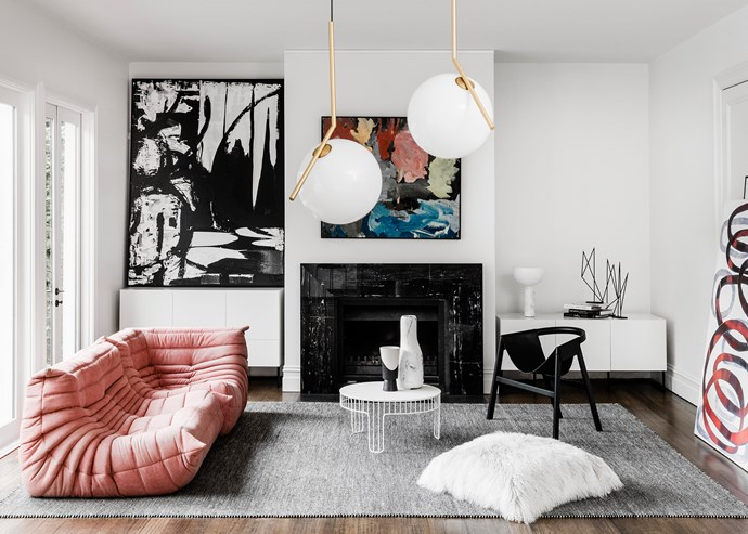 "**Art House by Melanie Beynon & Megan Hounslow of [Meme](http://www.memedesign.com.au/|target=""_blank""