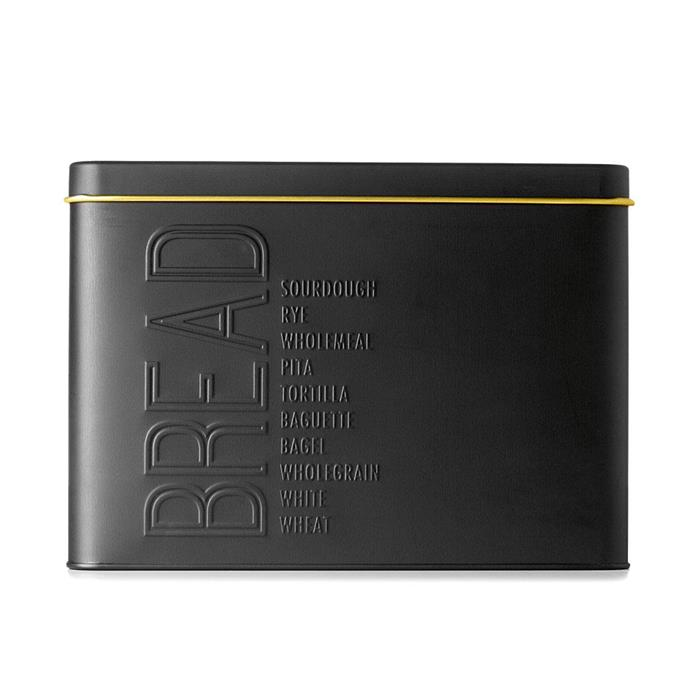 Getting on board the [all-black-kitchen trend](https://www.homestolove.com.au/kitchen-trend-black-on-black-4818)? Consider these sleek matte canisters.  <br><br> 5 Matte Black Canisters, [$17](http://www.kmart.com.au/product/5-matte-black-canisters/911941)