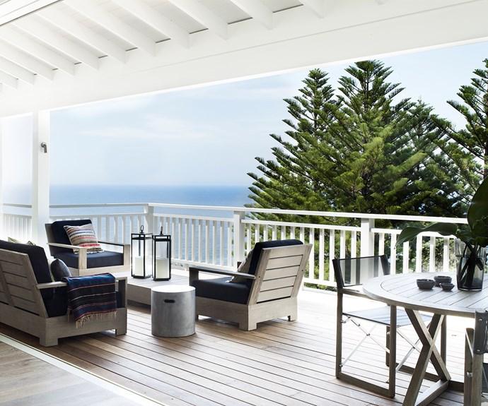 Sydney beach house
