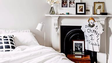 How to nail the all-white interiors trend, in every room of your home