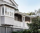 A classic Queenslander celebrates colour and texture
