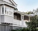 A classic Queenslander celebrates colour and texture