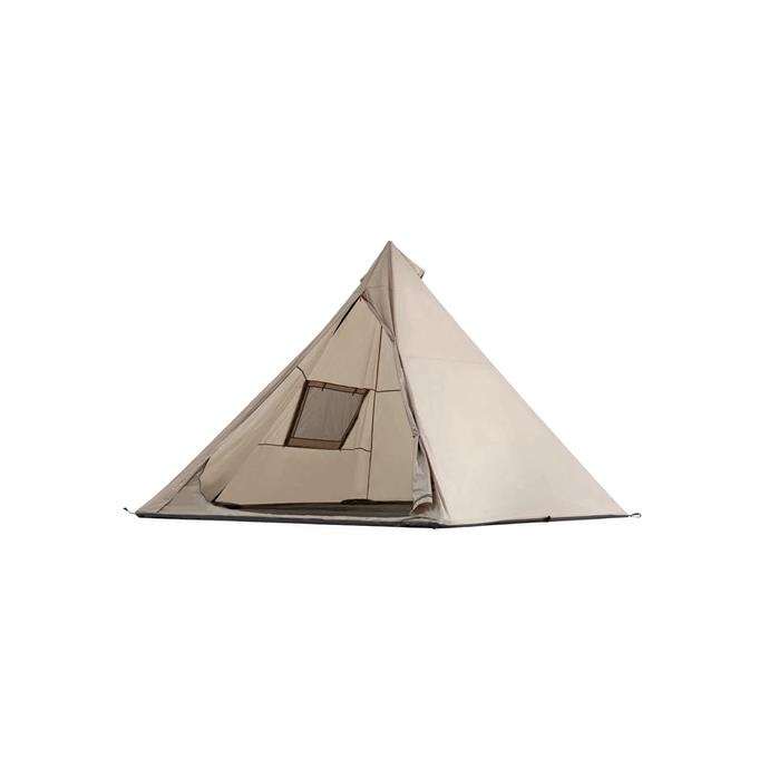 This glamping tent is spacious enough to fit four people, and lets you experience the great outdoors (even if it's just in your backyard!) in style and comfort. <br><br> 4 Person Glamping Tent, $79, [Kmart](http://www.kmart.com.au/product/4-person-glamping-tent/1278310)