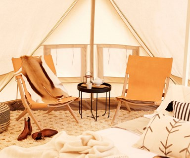 The stylish backyard glamping essentials you need