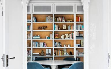 14 home libraries that will make every bookworm weak at the knees