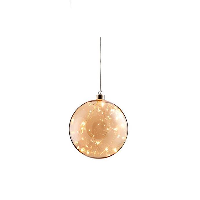 Large LED Ornament, $19, [Freedom](http://fave.co/2heG4Zv).
