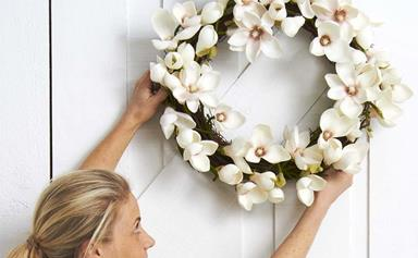 20 unique Christmas wreaths you won't see on everyone's doorstep this season