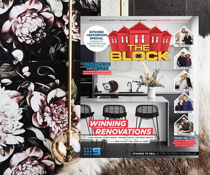 The Block magazine