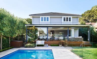 1920s California bungalow with a modern update