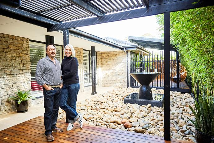 Meet property flippers Chris and Kath.