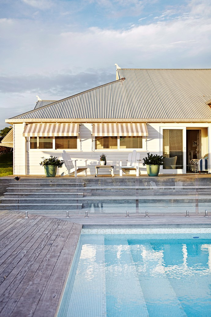 Awnings not only look great and provide ample shade, but also have the added benefit of increasing your home's energy efficiency.