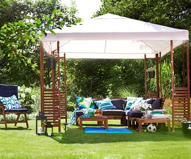 Stylish outdoor shade solutions