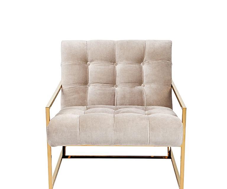velvet chair trend 2017 6002
